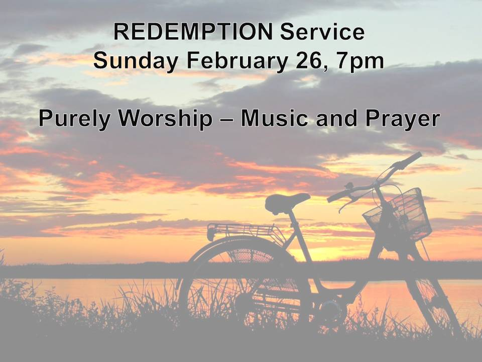 Redemption - February