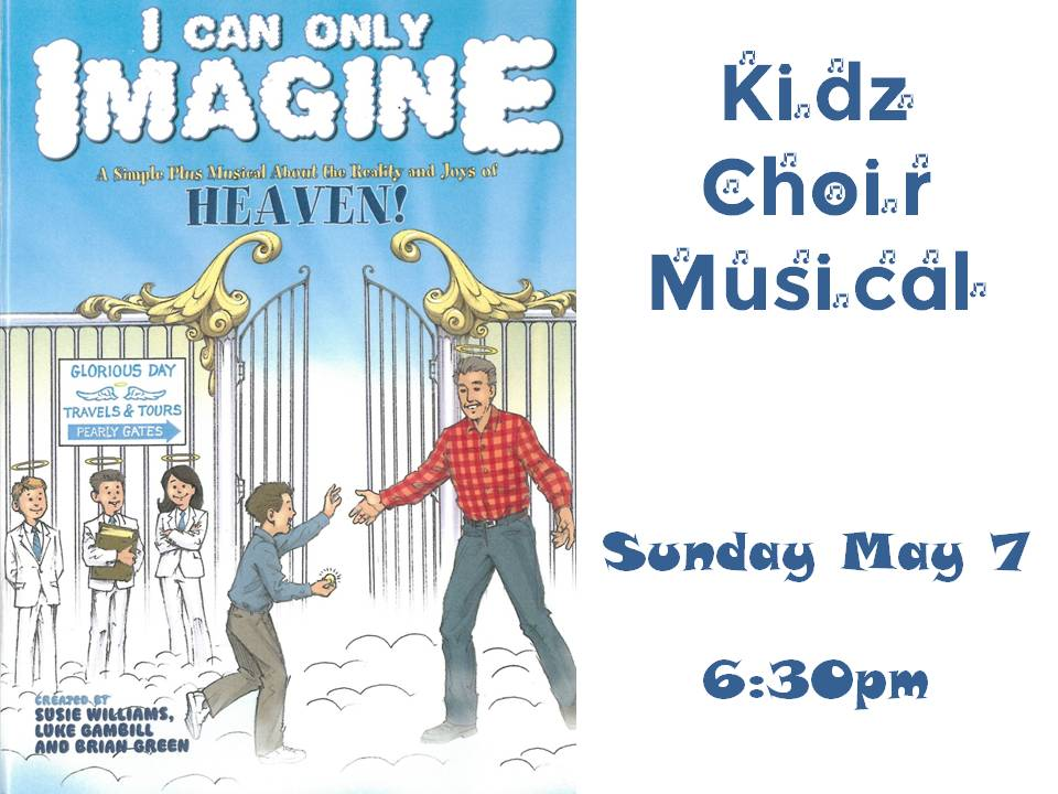 Kidz Choir Musical 2017